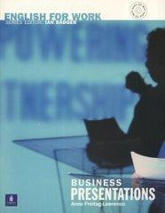 Business Presentations Bk+D Pk