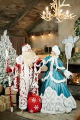 Дед Мороз и Снегурочка (комплект Сказочный 2)
