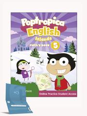 Poptropica English Islands Pupil's Book 5 ebook