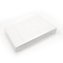 Баф мини, цвет белый 120/120