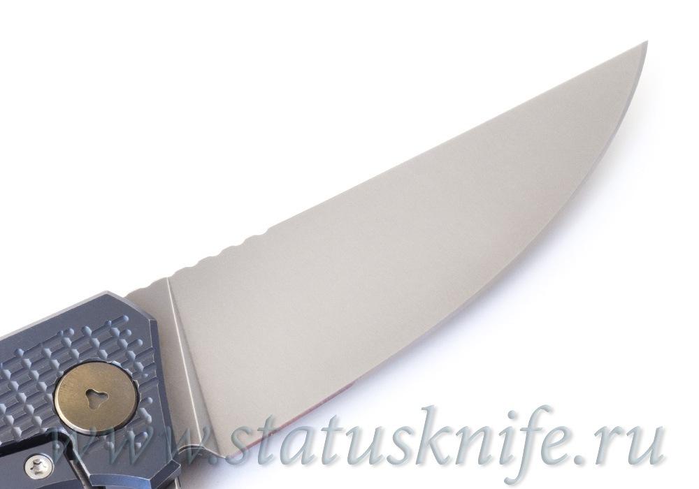 Нож Широгоров Jeans Джинс vanax 37 SIDIS дизайн - фотография