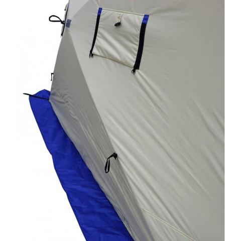 Палатка для зимней рыбалки Polar Bird 3T Long Plus компакт