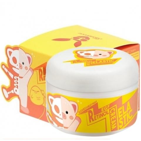 Elizavecca Milky Piggy EGF Retinol Cream крем с EGF и ретинолом для зрелой кожи