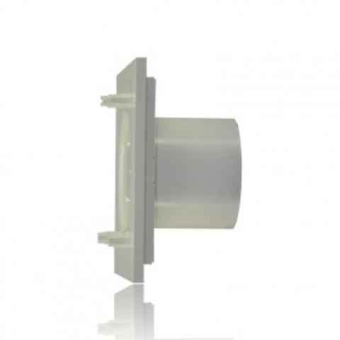 Накладной вентилятор Soler & Palau SILENT-100 CRZ DESIGN-4С BLACK  (таймер)