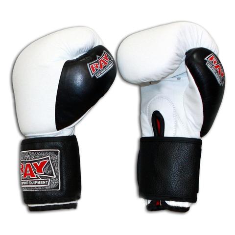 Перчатки боксерские ПАНЧЕР синие