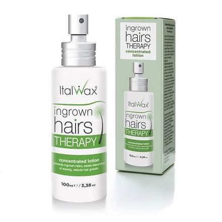 Для замедления роста волос Italwax, Лосьон-сыворотка против вросших волос, 100 мл ITALWAX__Лосьон-сыворотка_против_вросших_волос__100_мл.jpg