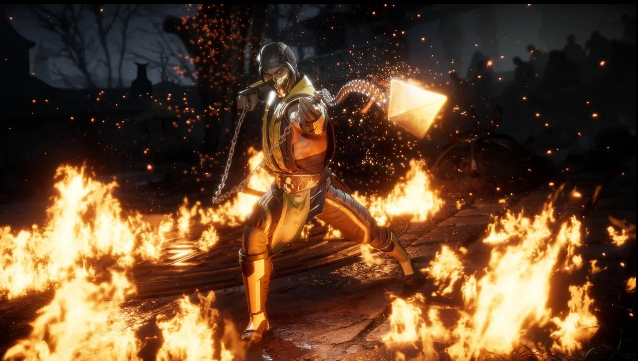 Mortal Kombat 11 Ultimate [PS5, русские субтитры] в Sony Centre