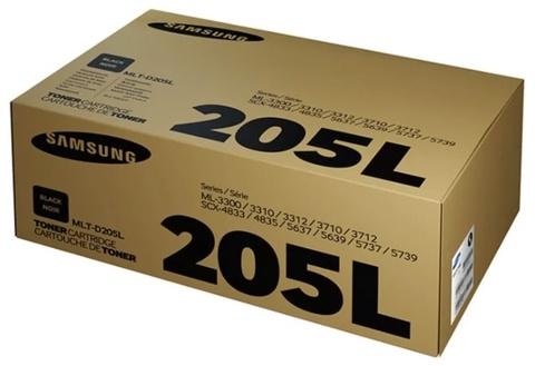 Картридж Samsung MLT-D205L (SU965A) черный