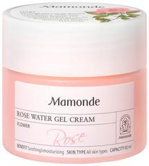 Mamonde Гелевый крем с розовой водой  Rose Water Gel Cream, 80ml