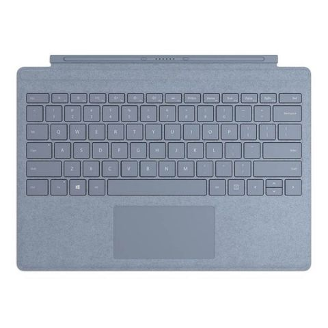 Клавиатура Microsoft Surface Pro Signature Type Cover (Ice Blue)