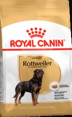 Корм для взрослых собак породы ротвейлер, Royal Canin Rottweiler Adult