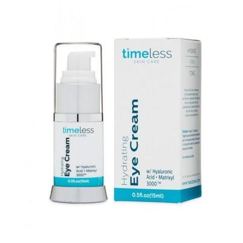 Timeless Skin Care Hydrating Hyaluronic Acid Eye Cream Увлажняющий крем для кожи вокруг глаз
