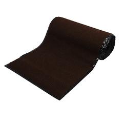 Коврик влаговпитывающий, ребристый, коричневый, 90*1500 см