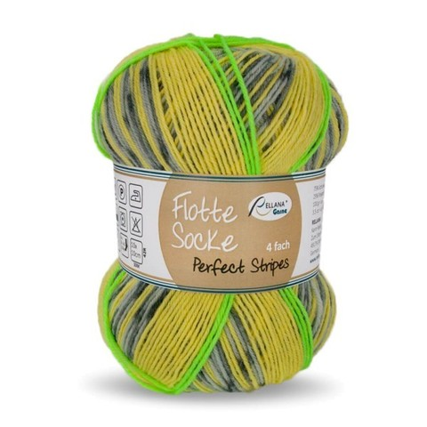 Rellana Flotte Socke Perfect Stripes 1170