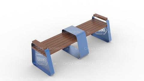 Скамейка со столом SCAM0235