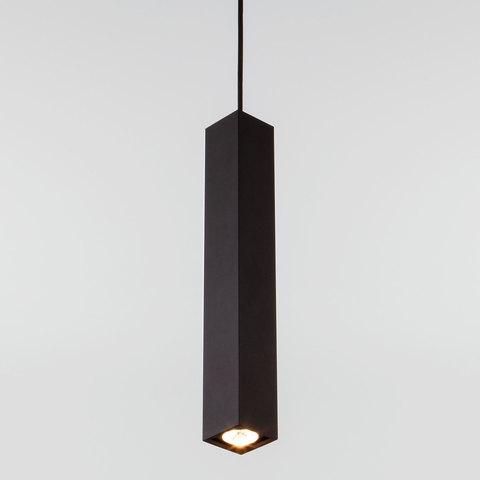 Подвесной светодиодный светильник 50154/1 LED черный