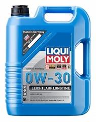 НС-синтетическое моторное масло Leichtlauf Longtime 0W-30 5л Артикул: 39040