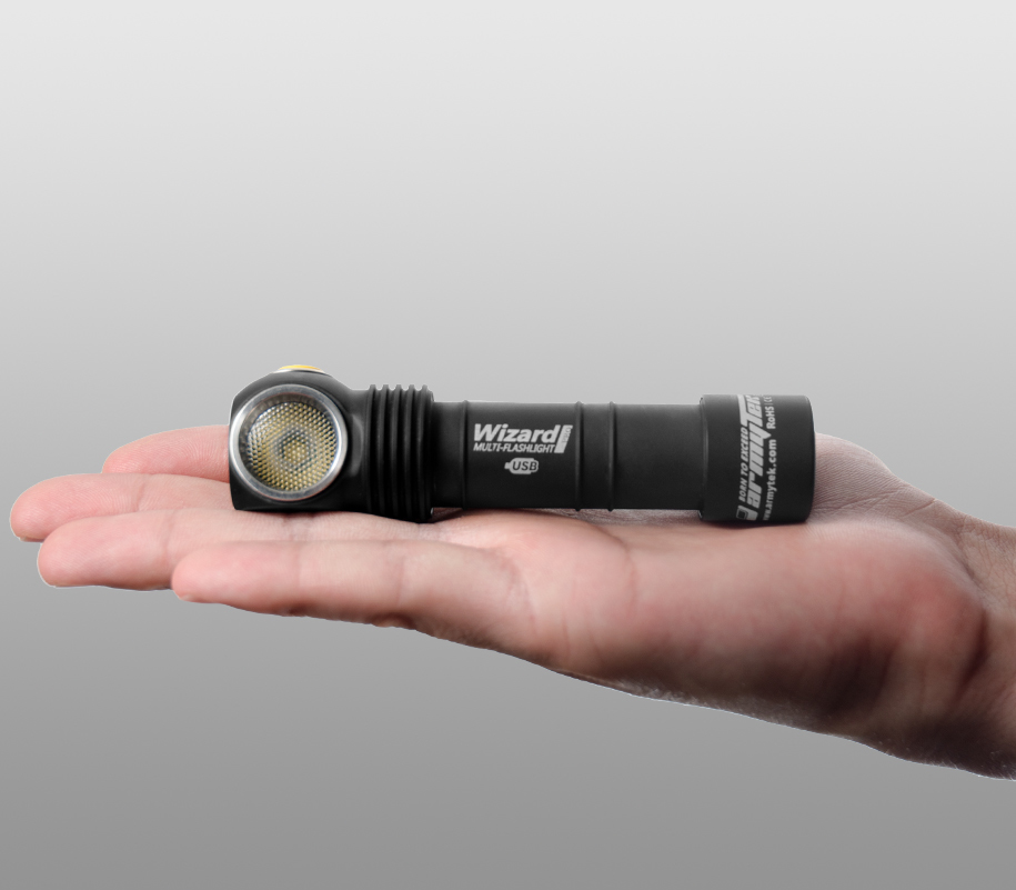 Мультифонарь Armytek Wizard Pro Magnet USB - фото 2