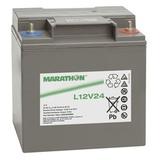 Аккумулятор Marathon L 12V24 ( 12V 23,5Ah / 12В 23,5Ач ) - фотография