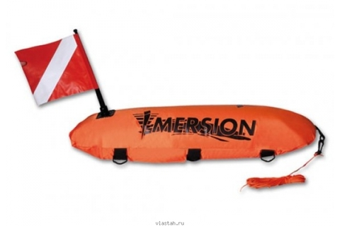Буй торпеда в нейлоновом чехле Imersion