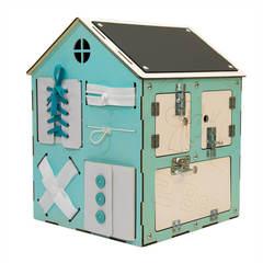 Дом Чудесный ( мятный цвет )