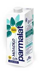 """Молоко """"Parmalat"""" ультрапастеризованное 0,5% 1л"""