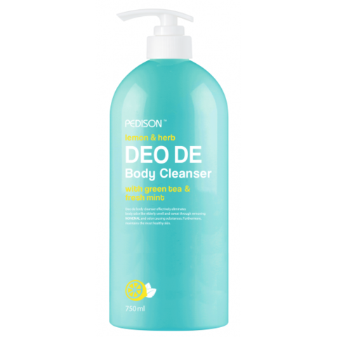 PEDISON Lemon & Herb Deo De Body Cleanser Дезодорирующий гель для душа