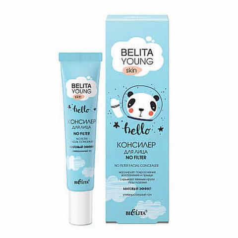 Консилер для лица «No Filter» , 20 мл ( Belita Young Skin )