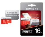 Флеш карта Micro 16GB Samsung EVO Class 10 + адаптер