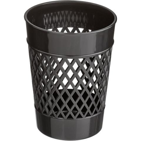 Подставка-стакан для ручек Attache черная (3 штуки в упаковке)