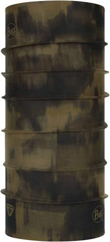 Тонкая зимняя бандана-трансформер Buff Thermonet Itakat Bark фото 1