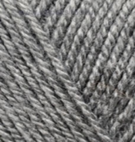Пряжа Extra Alize Серый меланж 21