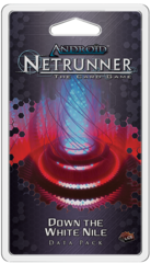 Android: Netrunner - Data Pack: Down the White Nile