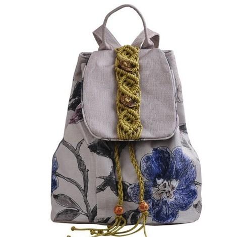 Рюкзак из ткани Juna 2