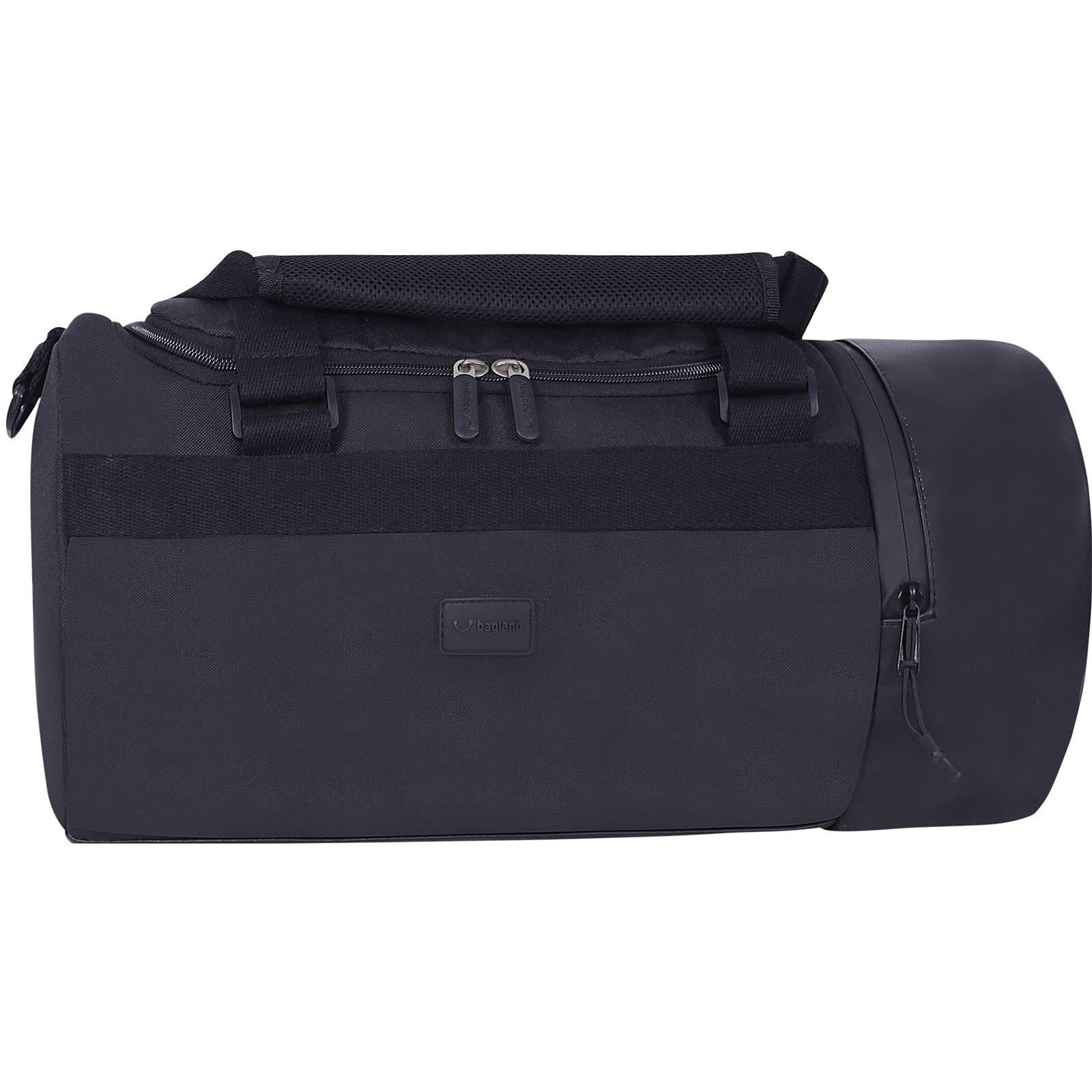 Спортивные сумки Сумка Bagland Klerk 22 л. Чёрный (0032766) IMG_5968-1600.jpg