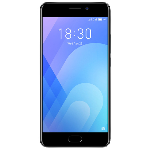 Meizu M6 Note 64Gb+4Gb Black (M721H)