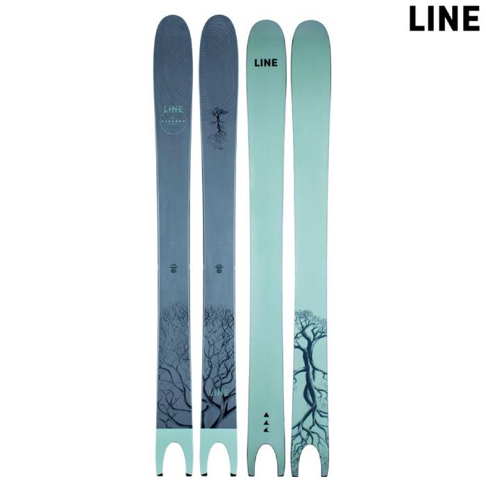 Горные лыжи Line PESCADO