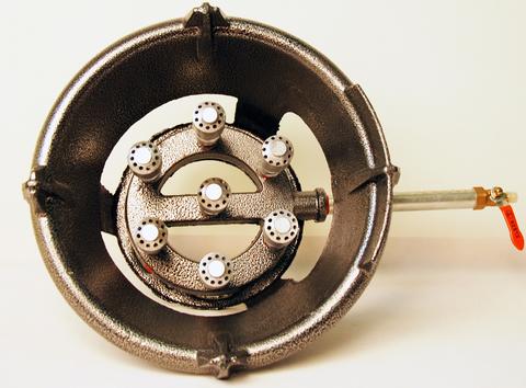 Горелка на природном газе, Wolmex 7TL-01, 16 кВт