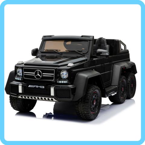 Mercedes-Benz G63-AMG 4WD A006AA (ЛИЦЕНЗИОННАЯ МОДЕЛЬ) (Полноприводный)