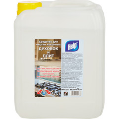 Средство для чистки плит Help 5 кг