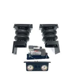 Volkswagen Crafter NF / Mercedes Sprinter W907 (передний привод) пневмоподвеска задней оси + система управления 2 контура (без ресивера)