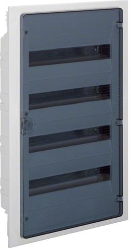 Щит скрытой установки, 72М, с прозрачной дверцей