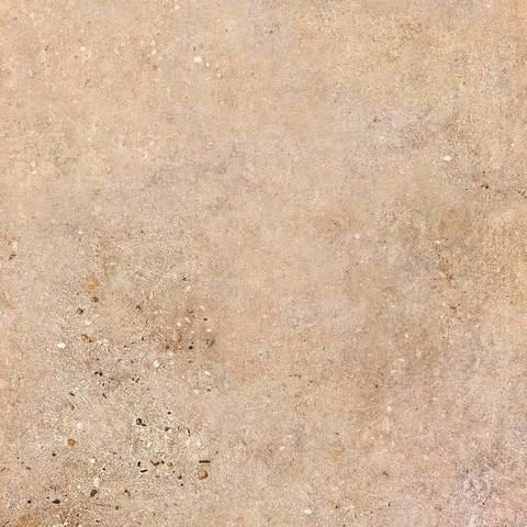 Stroeher - Gravel Blend 961 brown 294х294х10 артикул 8031 - Клинкерная напольная плитка