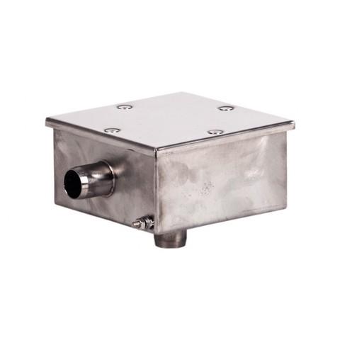 Коробка распаячная нерж.сталь AISI-304 110х110х50 XENOZONE