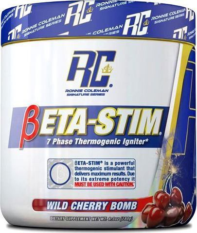 Жиросжигатель Ronnie Coleman Beta-Stim Powder