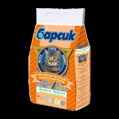 Барсик Эффект Наполнитель для туалета кошек впитывающий