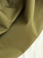 Хлопок плащевый 100%, цвет Оливковый хаки
