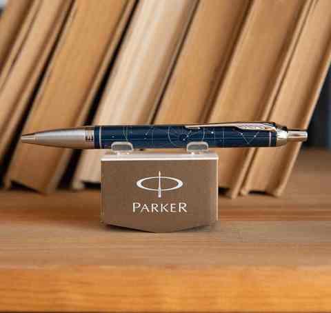 Шариковая ручка Parker (Паркер) IM Premium SE  Midnight astral
