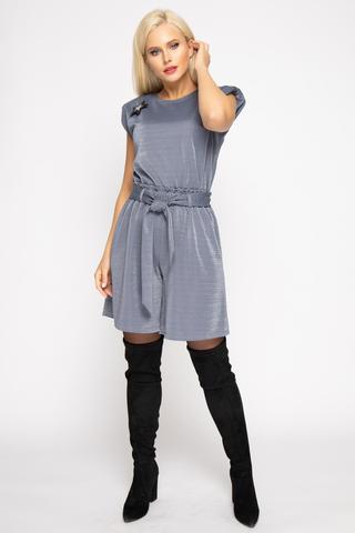 """<p>Костюм с шортами- это всегда модно и стильно, он поможет создать Вам эффектный образ. """"Теффи-стиль"""" -отличное решение для корпоратива!&nbsp;</p>"""