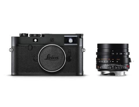 Leica M10 Monochrom kit Summilux-M 35mm f/1.4 ASPH Black